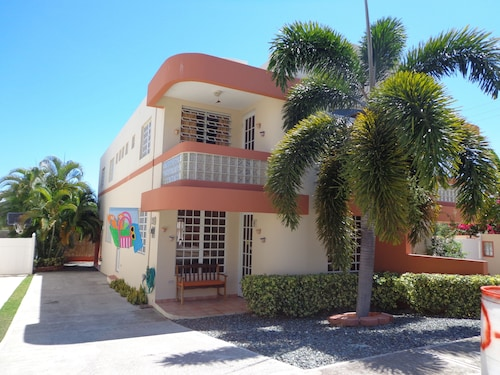 Beach Apartment Located in the Small Town of La Parguera in Lajas, Puerto Ric