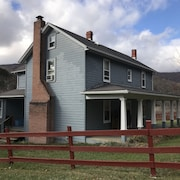 The Farmhouse: Come Experience a Quiet, Country Retreat in the Mountains of PA