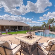 Phoenix/scottsdale Resort Style Executive Home On 1.25 Acres Of Sonoran Desert