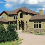 Estate Home on 3 Acres Near Air Force Academy