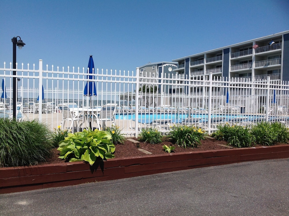 Beautiful Direct Bayfront 2 BR Wifi Next to Convention