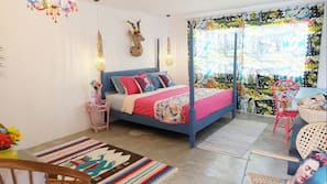 3 間臥室、熨斗/熨衫板、上網、床單
