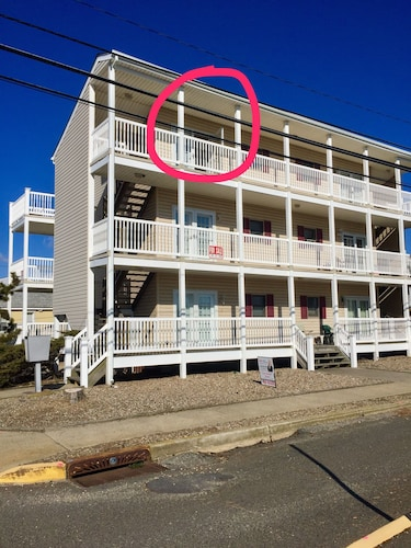 Seaside Heights Vacation Rental 2 Blocks From Beach and Boardwalk