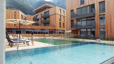 All-Suite Resort Ötztal