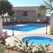 Perfect Family Apartment Mountain & sea Views set in a Peaceful Location