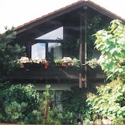 Romantic Black Forest House, Enchanted Garden, Half-timbered Town Schiltach