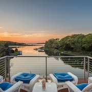 Waterfront Home With Idyllic Views From 3 Bedroom, 3.5 Baths, 3 Decks and Dock