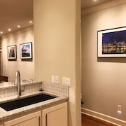 Stunning Top Floor Condo w Secure Parking