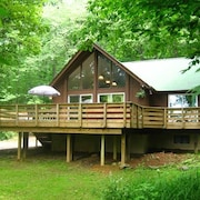 Hot Tub Heaven #9 - Vacation Cabin for Rent in Linden, Virginia