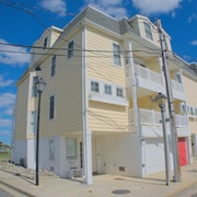 Available in July! Atlantic City! High-end Waterfront Home
