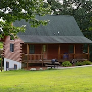 Secluded Cabin Just Minutes From The Mississippi River!!