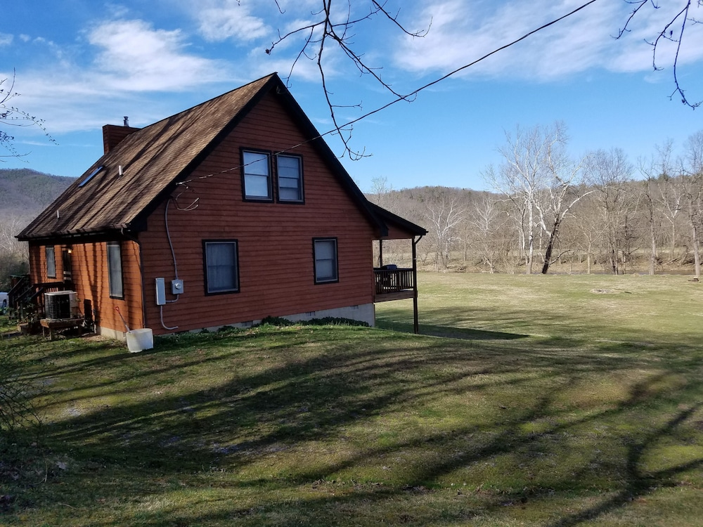 , Come ON Out! Beautiful Private Home Located ON THE Legendary Shenandoah River!
