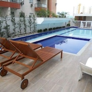 Ap Type Flat up to 4 Persons Sauna, Pool and gym