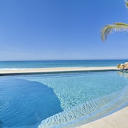 Stunning 4BD Beachfront Villa. Best Deal in Cabo!