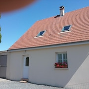 Brand new House With all mod Cons, Beaches/casino/hippodrome of Deauville Nearby