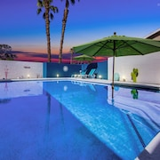 Palm Desert Pool Home W/million Dollar Views