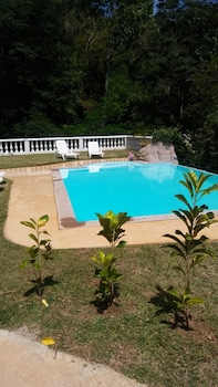 Villa With 3 Bedrooms in Seychelles, With Wonderful Mountain View, Private Pool, Enclosed Garden - 200 m From the Beach