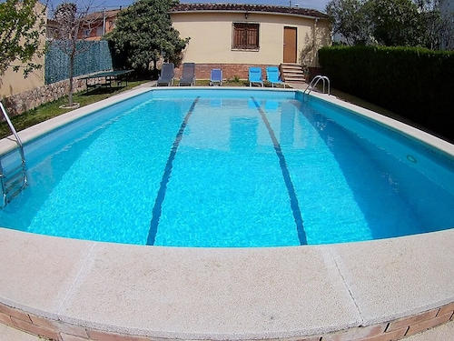 Villa With 3 Bedrooms in Tarragona, With Private Pool, Enclosed Garden and Wifi - 12 km From the Beach