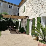 Spacious Village House With Garden, Terrace, Private Parking, Garage