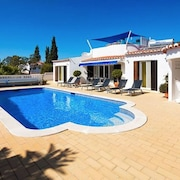 Sonny, Villa With Private Pool in Vale do Milho. Air Conditioning Included