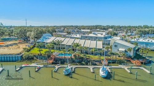 Brand New Listing - Waterfront Condo w/ Pool & 38 ft Boat Slip Deep Water Access