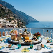 Blue SEA Villa Positano