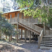 Newest Cottage on Sapelo. Scenic Ferry Ride Takes you to a Different World