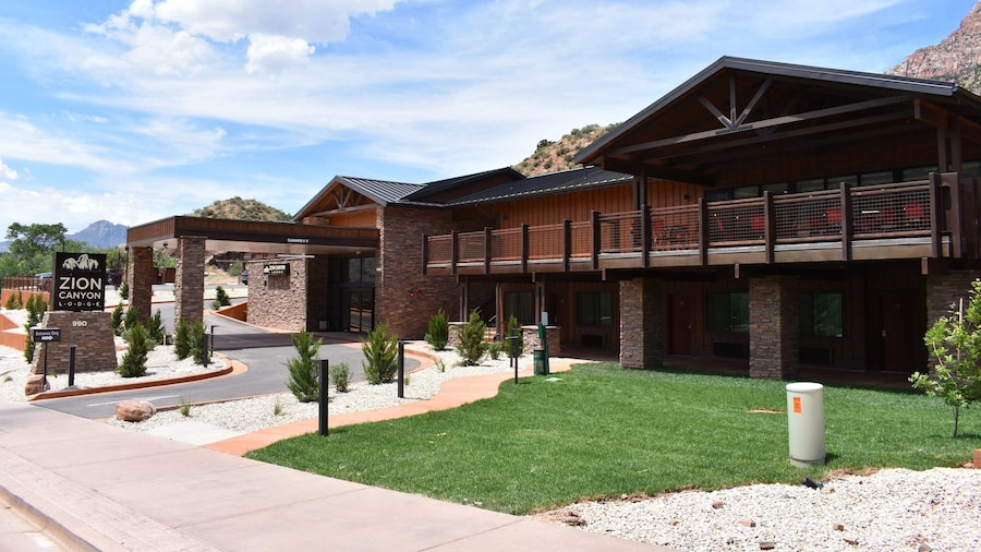 Zion Canyon Lodge