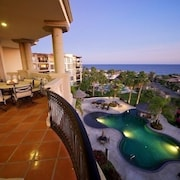 Best Property in Cabo Del Sol.spectacular 180o Ocean Golf View