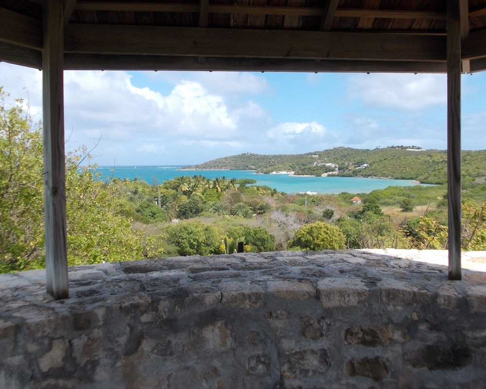 Property Grounds, Antigua Oceanfront Retreat