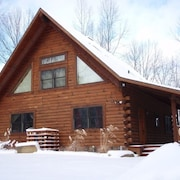 Hocking Hills Luxury Cabin