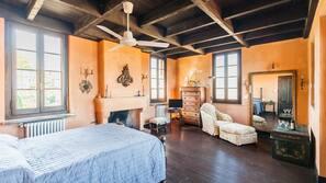 5 sovrum, strykjärn/strykbräda, wi-fi och sängkläder