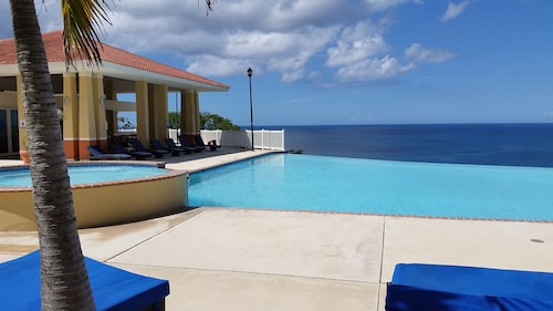 Beautiful Mediterranean Style Ocean View Villa, Spectacular Sunsets!