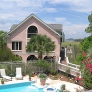 Fripp Island Guest Hse With Private Pool - Gorgeous Water View