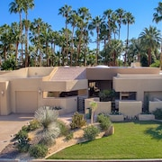 Desert Paradise, Minutes to Indian Wells Tennis Garden, Golf Courses & El Paseo
