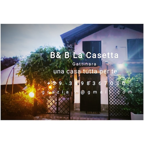 B & B The House Gattinara