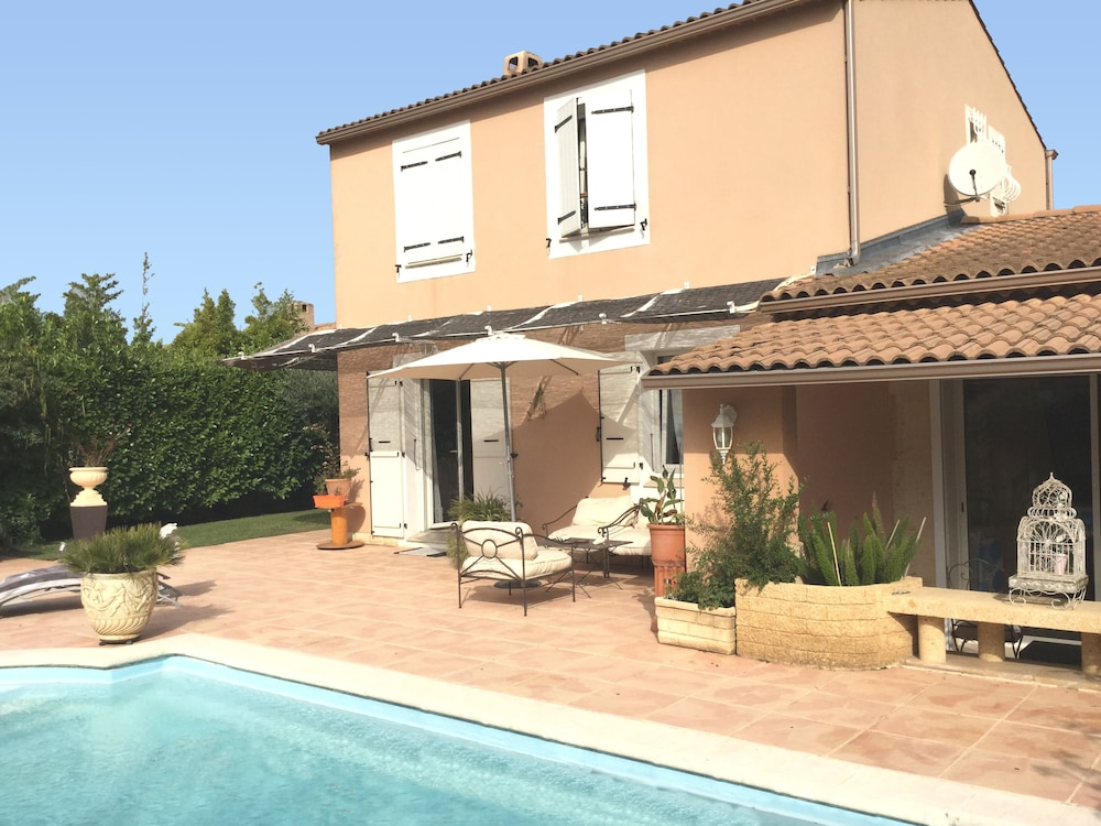 House Near Aix En Provence Swimming Pool And Beautiful Relaxation Area 7 People