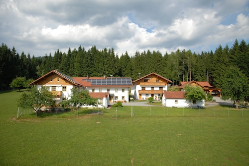 Holiday Holzebenhof - Holiday in a Fantastic Secluded Location