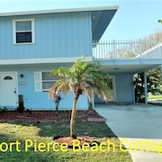 Best Beach Area Deal!.only $60/day for 2br, Steps to Beach, Pet Friendly