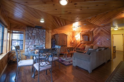 Cozy up in the Pines for a Fun, Winter Getaway
