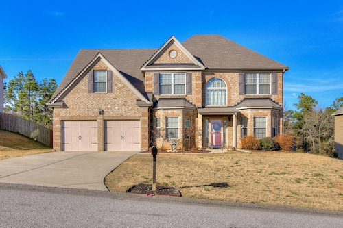 Masters Rental With Outdoor Oasis 15 Miles From Augusta National Golf Course