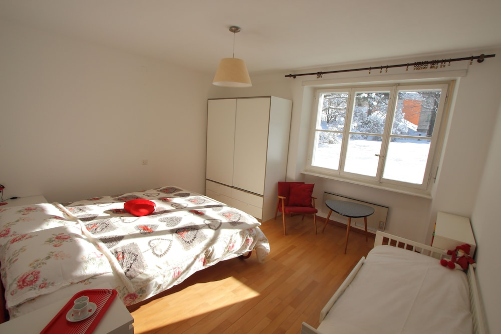 Room, Chalet Cuore delle Alpi