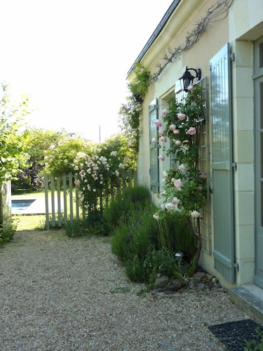Charming Houses IN THE Heart OF Loire Valley Wineyard AND Loire Valley Castles