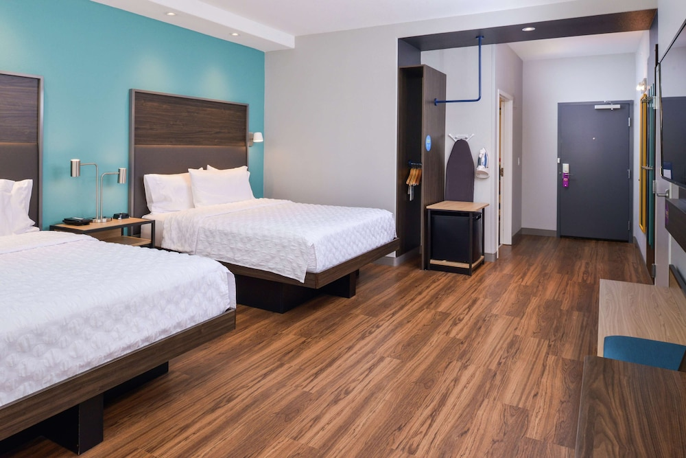 Room Amenity, Tru by Hilton Coppell DFW Airport North