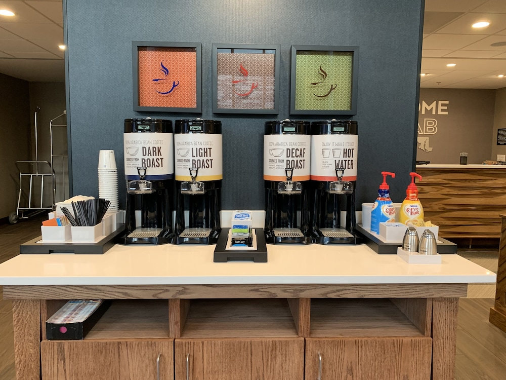 Coffee Service, Hampton Inn & Suites Ocean City West