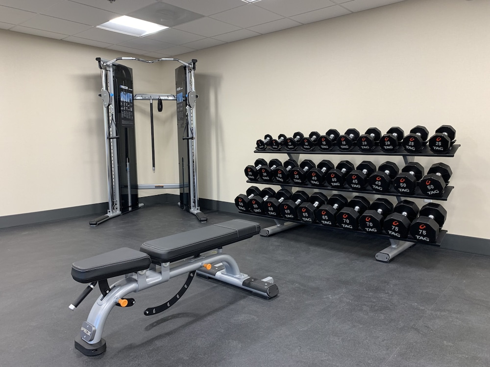 Fitness Facility, Hampton Inn & Suites Ocean City West