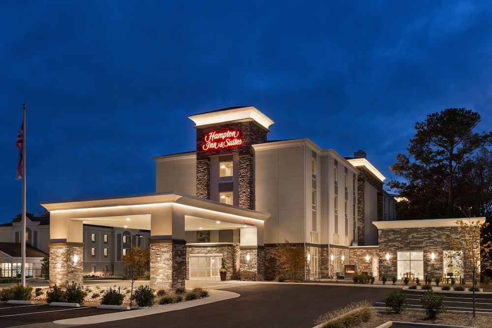 Exterior, Hampton Inn & Suites Ocean City West
