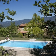 Provencal Country House, Exceptional View With Swimming Pool