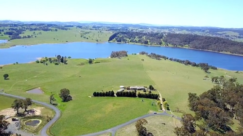 Absoluto Lujoso Lakefront Homestead EN Alpine Lake DE Oberon Blue Mountains