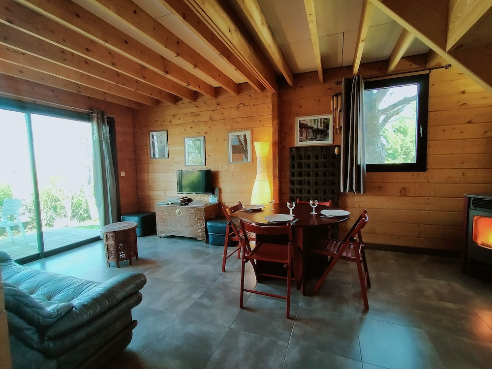 Living Room, Cottages to Orient - Champagne Chalet